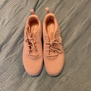 (NOT FOR SALE) Pink Champion Running Shoes